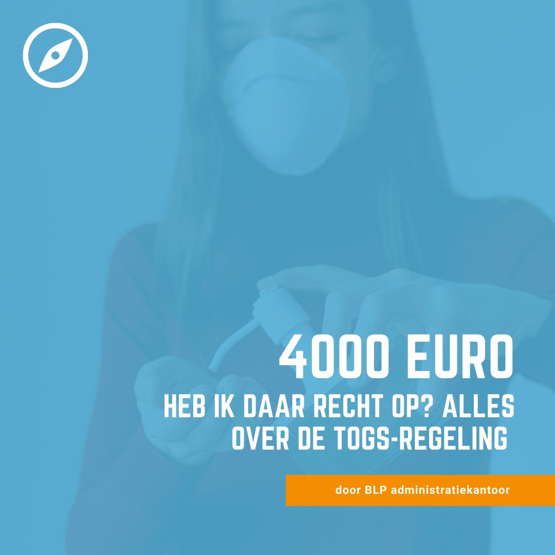 Heb ik recht op die 4000 euro?